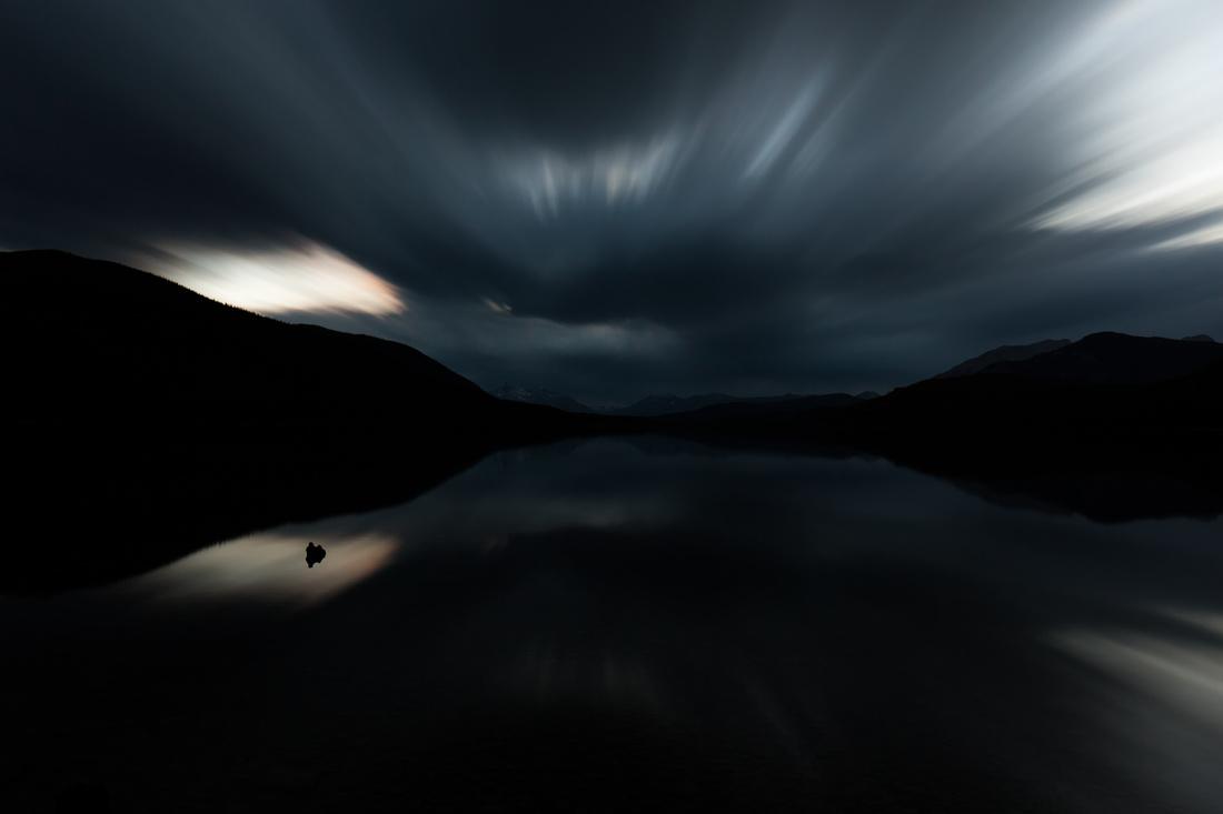 Rock lake Moods__MAY6007