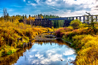 Paddle River Trestle