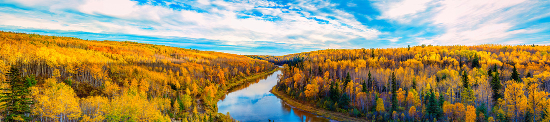 The Valley Of the Pembina River